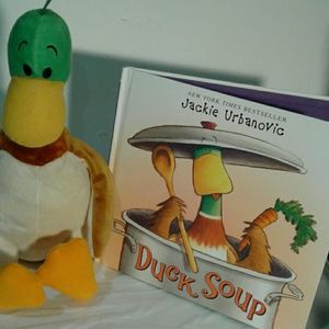 Other - Duck Soup book set